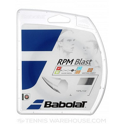 Babolat RPM Blast 17g Tennis String Set
