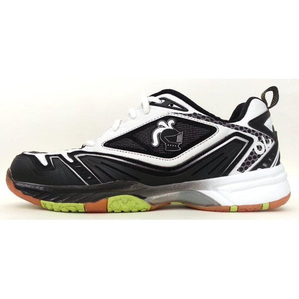 Black Knight Reactor Indoor Court Shoes