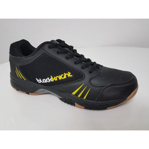 Black Knight Reactor X8 Black Indoor Squash Shoes