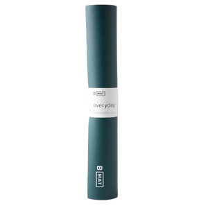 B Yoga B MAT Everyday Mat (4mm) - Ocean Green