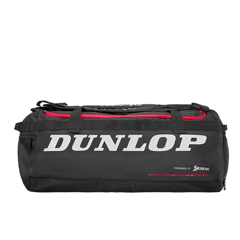 Dunlop CX Series Holdall Black/Red Tote Bag - Angle
