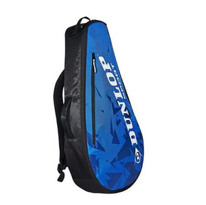 Dunlop D Tac Tour 3R Blue Racquet Bag - Vertical