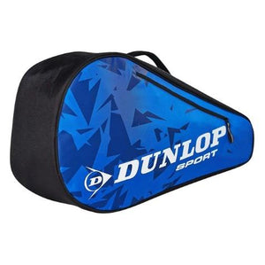 Dunlop D Tac Tour 3R Blue Racquet Bag - Side