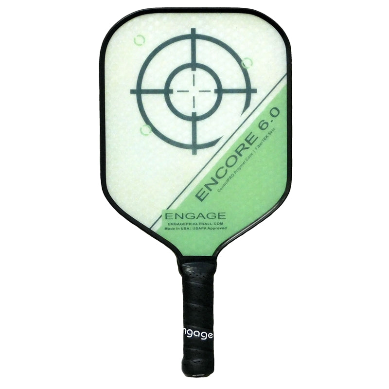 Engage Encore 6.0 Green Pickleball Paddle