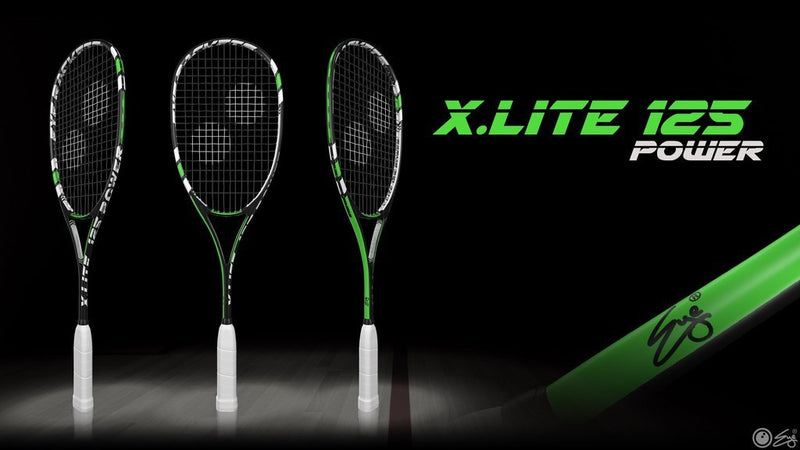 Eye Rackets X.Lite 125 POWER Squash Racquet 2017