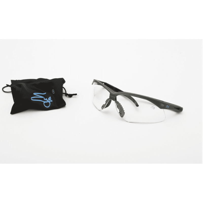Eye Rackets Eye Guards Blue/Black
