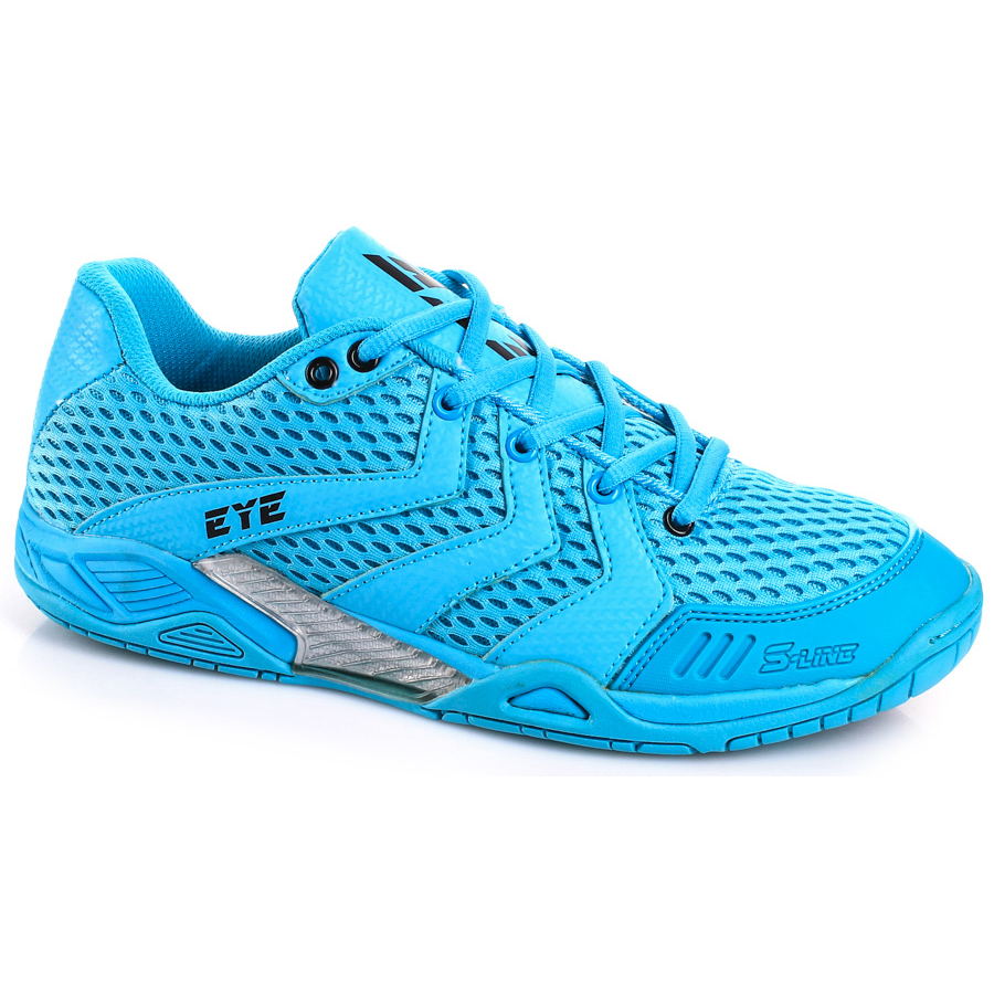 Eye Rackets S Line Lightning Blue Indoor Court Shoes