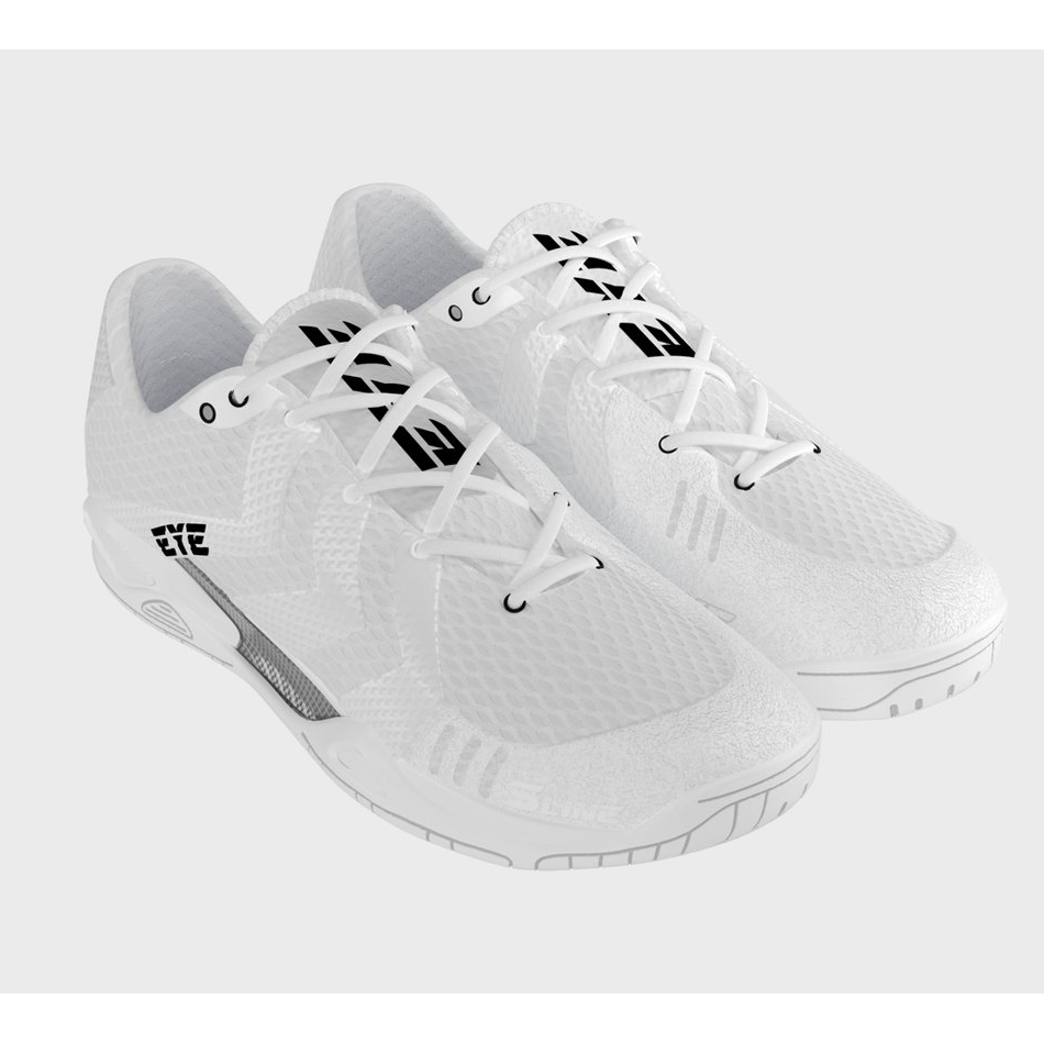 Eye Rackets S Line White Indoor Court Shoes
