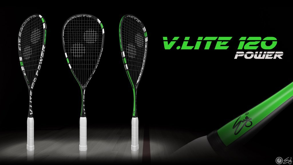 Eye Rackets V.Lite 120 POWER Squash Racquet 2017
