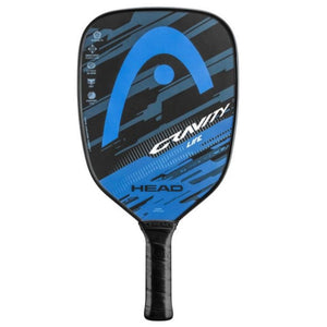 Head Gravity Lite Blue/Grey Pickleball Paddle Other Side