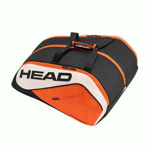 Head Tour Team Pickleball Supercombi Bag Black/Orange