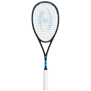 Harrow Spark Black/Royal Squash Racquet