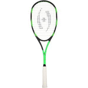 Harrow Vibe Black/Green Squash Racquet (2016)