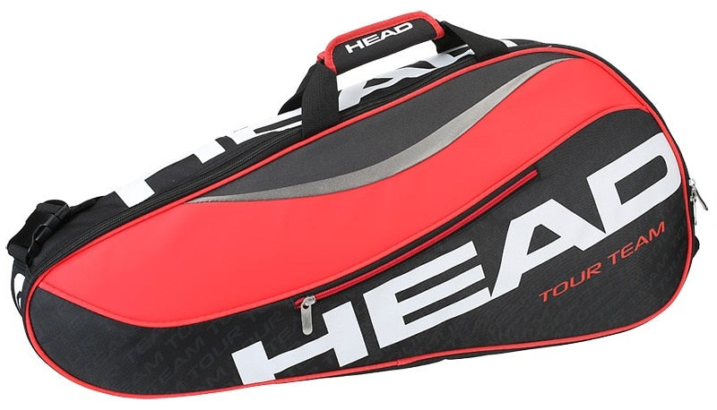Head Tour Team 3R Pro Tennis Bag Black/Red