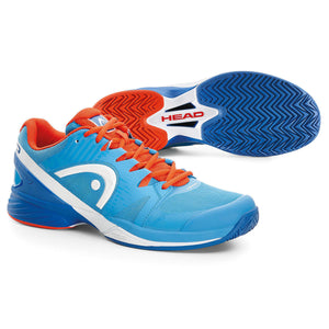Head Nitro Pro Blue/Flame Tennis Shoes