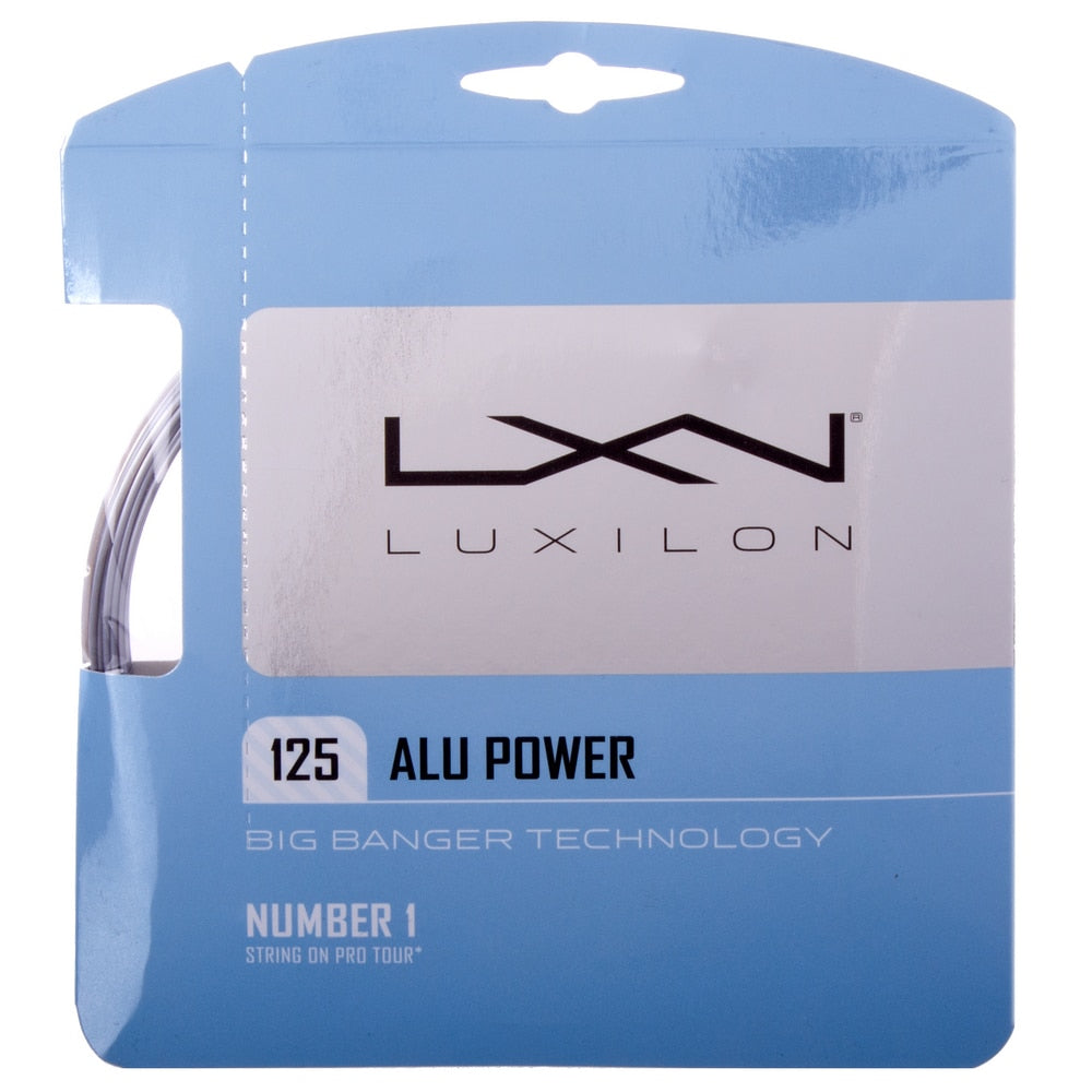 Luxilon ALU Power 16L Tennis String
