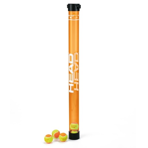 Head/Penn Tennis Tubes with Carry Strap
