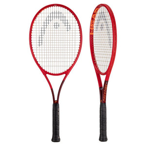 Head Graphene 360 + Prestige MP Tennis Racquet - Front and Side