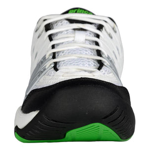 Prince T22 White/Black/Green Tennis Shoes