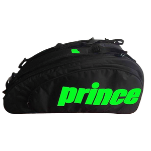Prince Tour 12R Black/Green Racquet Bag