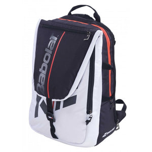 Babolat Pure Strike Backpack White/Red - Front
