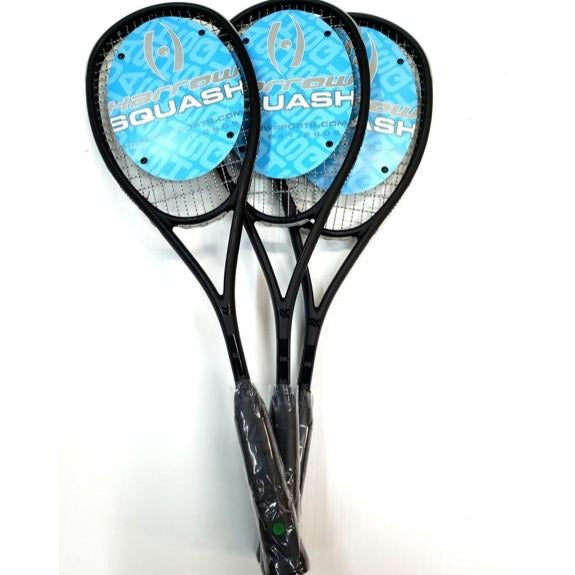 Harrow Vapor XX Squash Racquet Limited Edition 20th Anniversary Black/Black