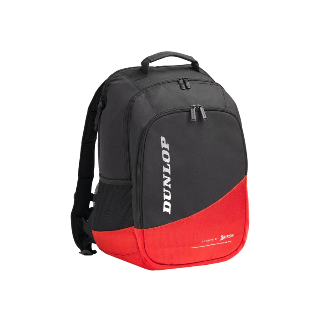 Dunlop CX Performance Backpack (Black/Red) Front