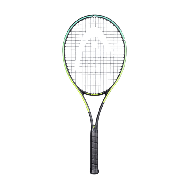 Head Graphene 360+ Gravity MP Tennis Racquet (2021) Throat 2
