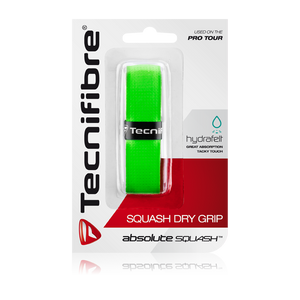 Tecnifibre Squash Dry Grip - Various Colours