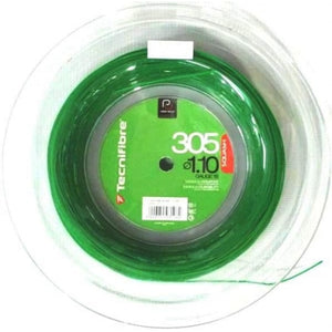 Tecnifibre 305 1.10mm Green Squash String - Reel