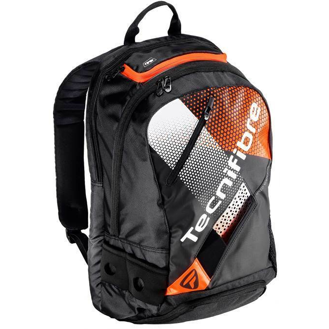 Tecnifibre Air Endurance Backpack Black/Orange
