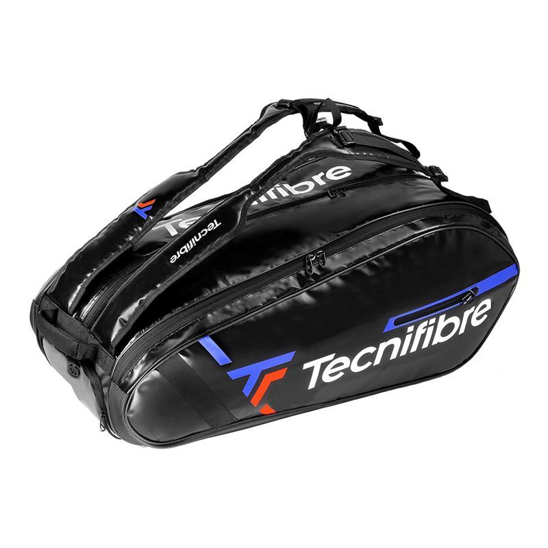 Tecnifibre Tour Endurance 12 Black Racquet Bag