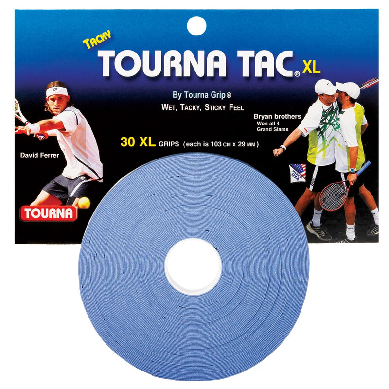 Tourna Grip XL Overgrips - 30-Pack