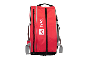 Tyrol Club Bag Black/Red/White Top