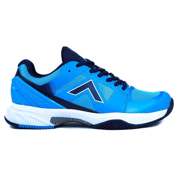 Tyrol Striker Electric Blue/Navy Men's Pickleball Indoor Court Shoes