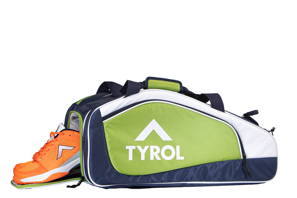 Tyrol Tournament Bag Green Open