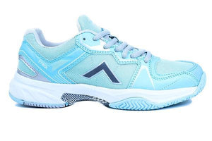 Tyrol Women's Rally Shoe Blue Side