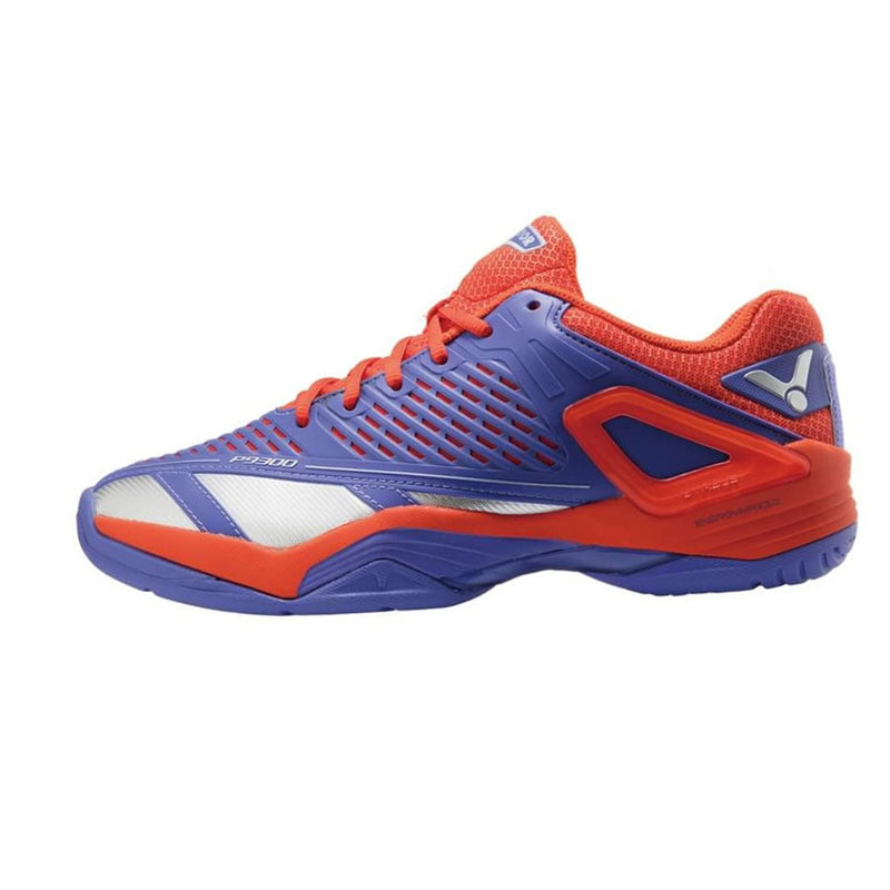 Victor P9300 FO Dazzling Blue / Orangeade Indoor Court Shoes