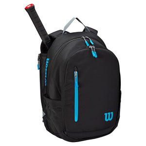Wilson Ultra Backpack Black/Blue/Silver