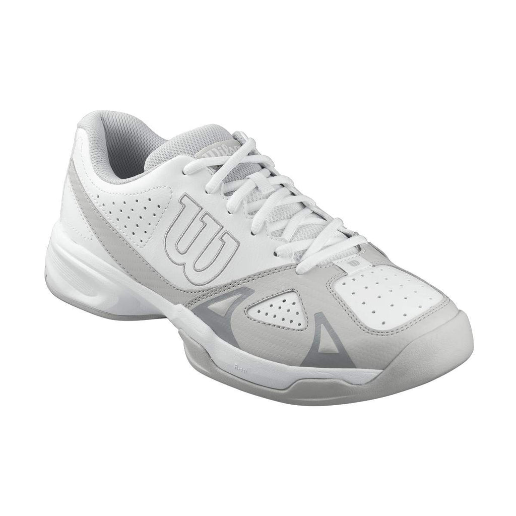 Wilson Rush Open 2.0 White/Grey Men's Tennis Shoes