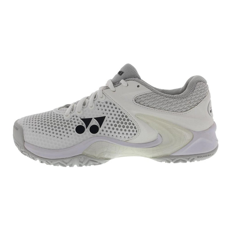 Yonex Power Cushion Eclipsion 2 White/Silver Women's Tennis Shoes
