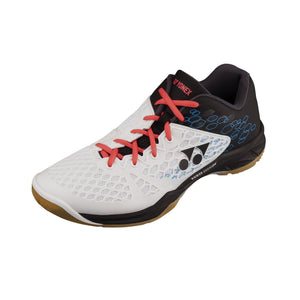 Yonex Power Cushion 03 White/Black Indoor Court Shoes