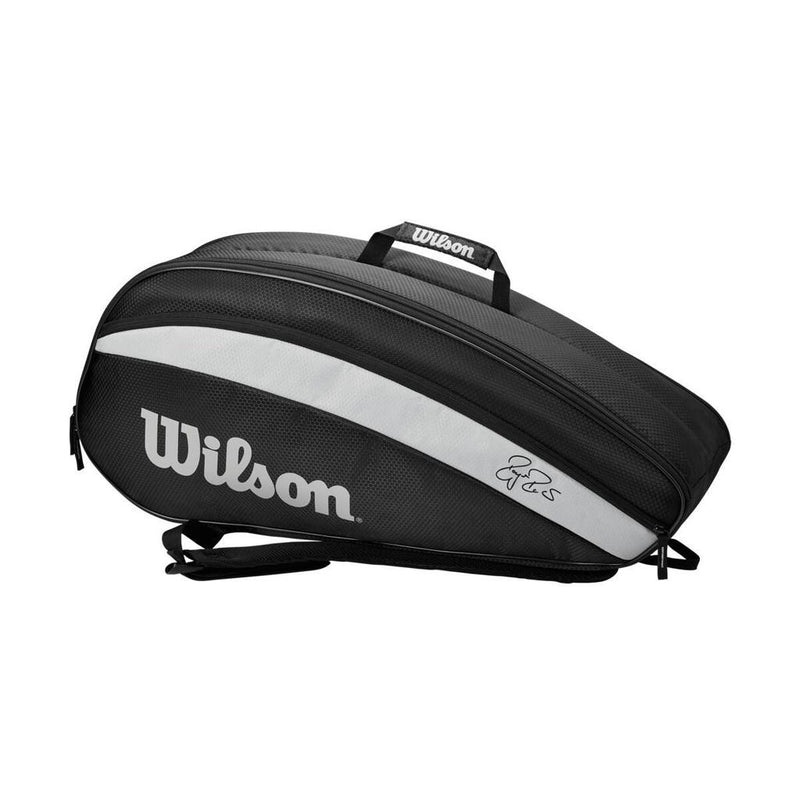 Wilson RF Team 6 Pack /Black