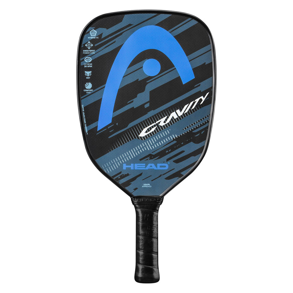Head Gravity Blue/Grey Pickleball Paddle