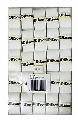 Wilson Pro Overgrip 50 Pack