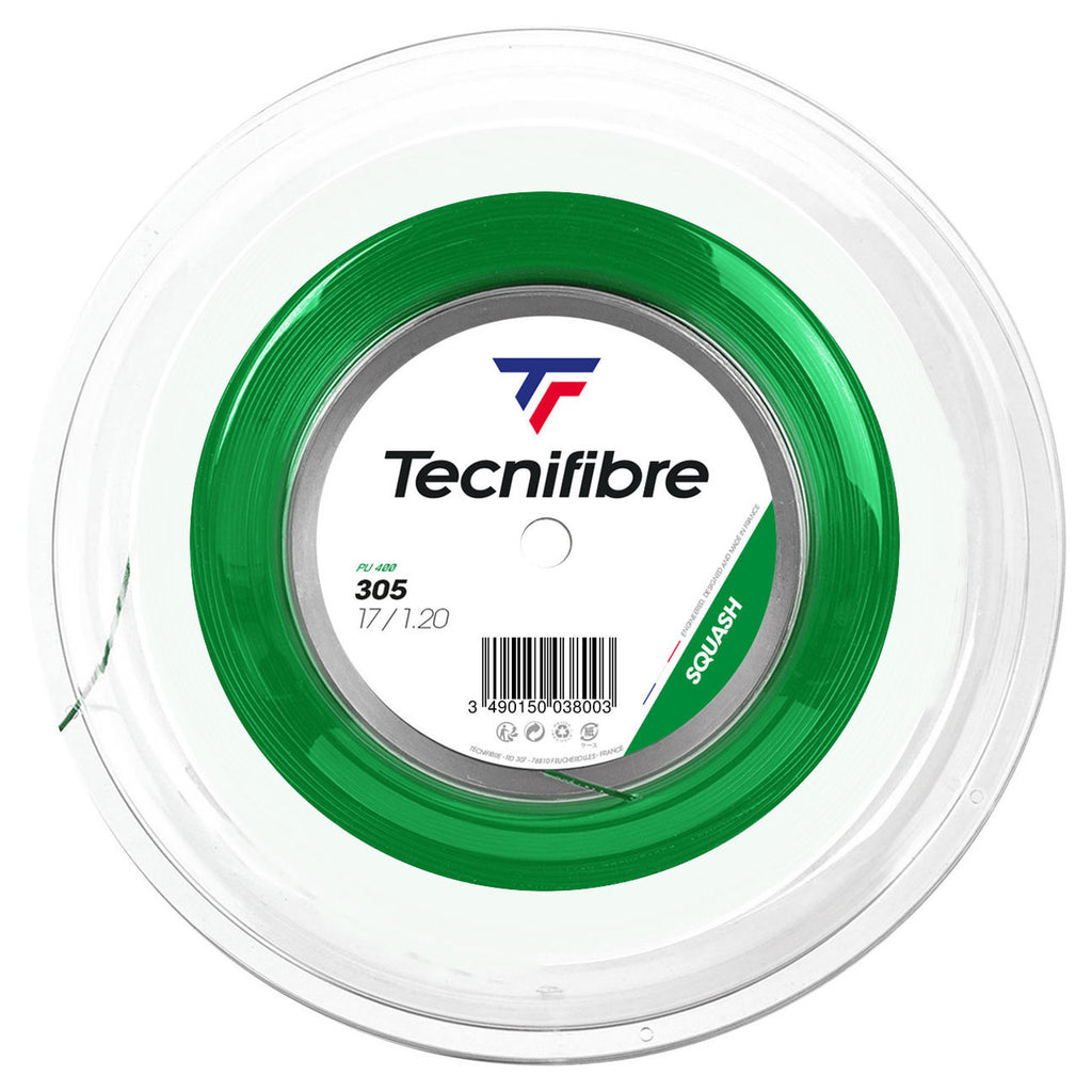 Tecnifibre 305 1.20mm Green Squash String Reel