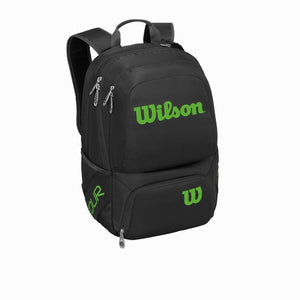 Wilson Tour V Black/Lime Backpack