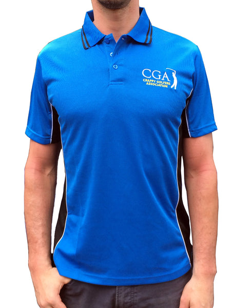 New Body Slimming Polo - Royal