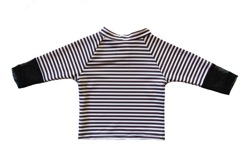 Gidget Girls Long Sleeve Rashie