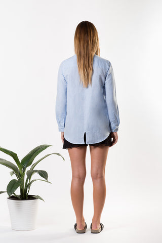 Liberty Lee La Plagé Linen Shirt